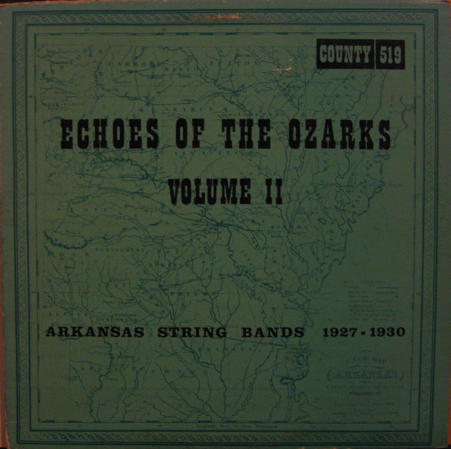 Echoes of the Ozarks vol. 2 front cover