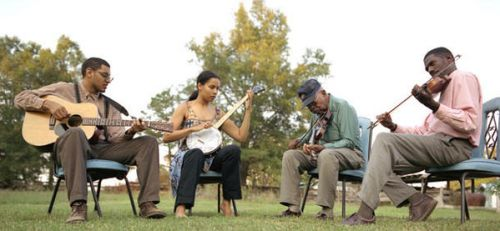 The Carolina Chocolate Drops with Joe Thompson