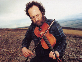 Ken Waldman - Alaska's Fiddling Poet