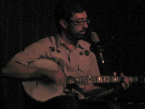 Brett Ratliff at Jalopy